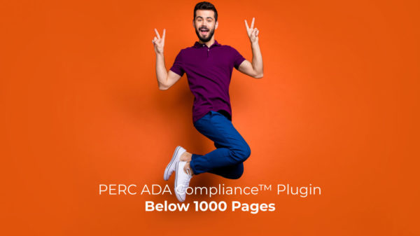 PERC ADA Compliance Plugin Below 1000