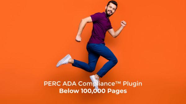 PERC ADA Compliance Plugin Below 100000