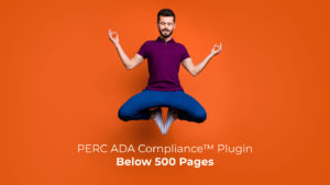 PERC ADA Compliance Plugin Below 500