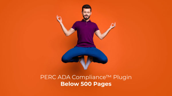 PERC ADA Compliance Plugin Below 500