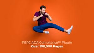 PERC ADA Compliance Plugin Over 100,000