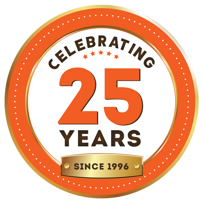 PERC Celebrates 25 years of designing and building websites by it's founder Ryan Berkness