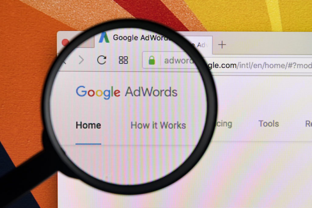 Top 5 AdWords Mistakes