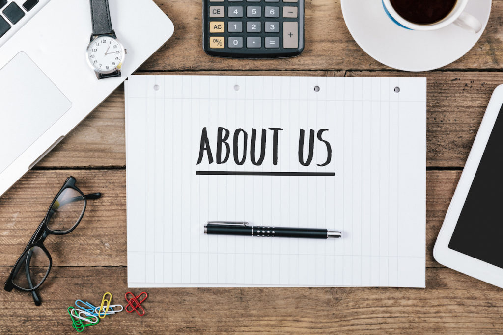 Websites 101 - the About Us Page - PERC