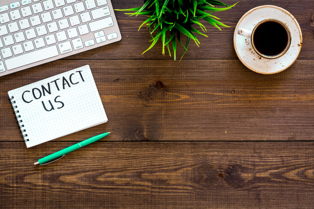 Websites 101: The Contact Us Page - PERC