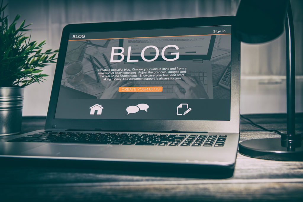Websites 101: The Blog Page - PERC