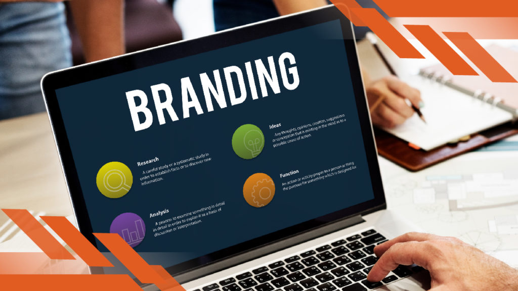Be Consistent With Branding - PERC